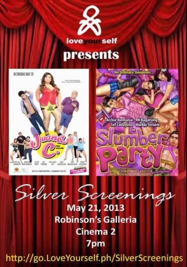 Silver Screenings