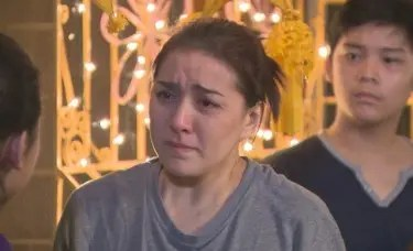 Ara Mina in MMK's special Father's Day episode