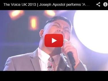 Joseph Apostol Knowout Round