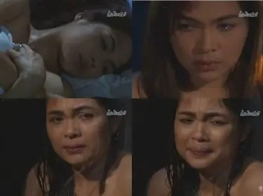 Judy Ann's breakdown scenes in 'Huwag Ka Lang Mawawala'