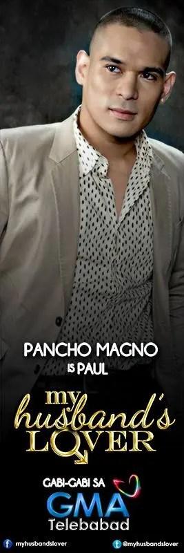 Pancho Magno as Paul
