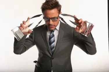 Robert Downey Jr._Photo by Christopher Polk