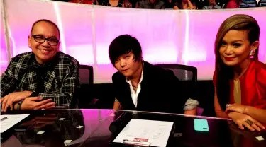 Talentadong Pinoy_DirekJoey-Charice-Tuesday