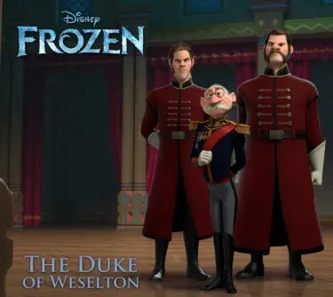 Frozen The Duke