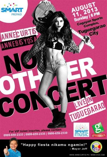 ANNEBISYOSA WORLD TOUR - DSa