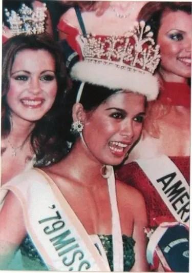 Melanie Marquez Miss International