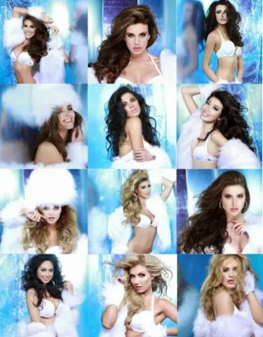 Twenty of the biggest names who are hailed as the most beautiful  and frontrunners to the Miss Universe 2013 crown by media agencies  and pageant blogs all over the world.  Photos are taken from www.missuniverse.com.