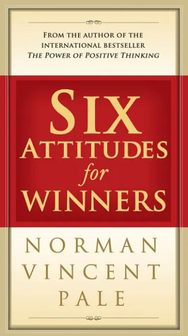 Six Attitudes for Winners Front Cover