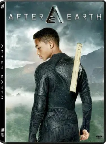 """After Earth"" DVD"