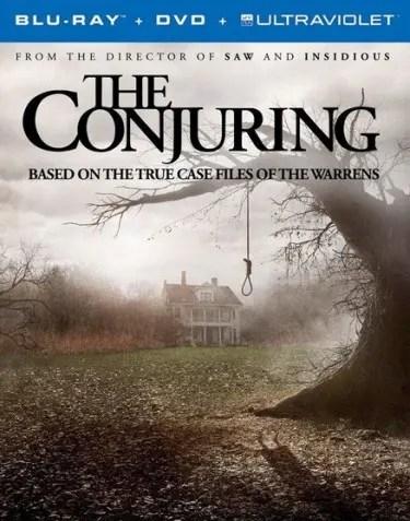 Conjuring Blu-Ray