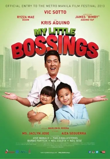 MyLittleBossings Poster