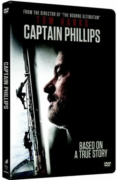 """Captain Phillips"" Blu-ray, P1550"