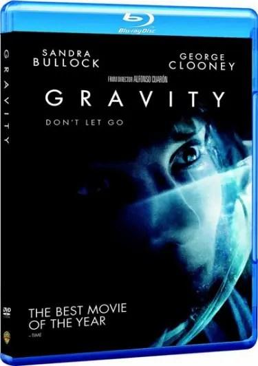 """Gravity"" Blu-Ray"