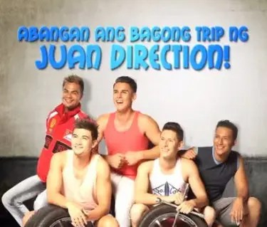 Juan Direction One of the Boys