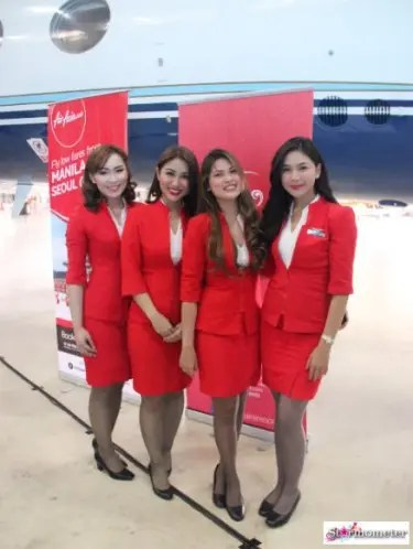 AirAsia Flight Stewards
