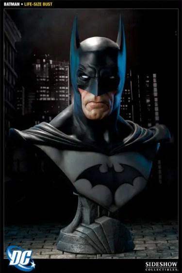 Batman Life Size Bust