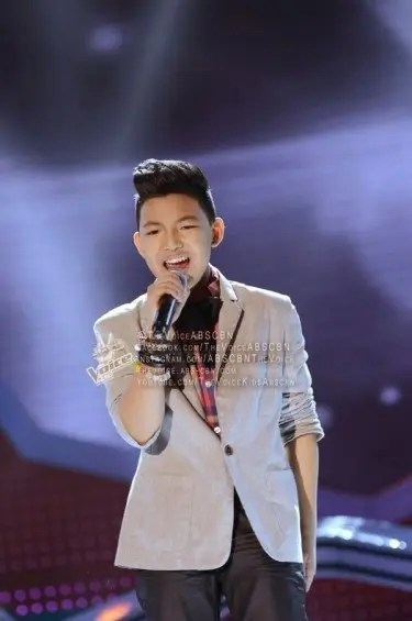 Darren Espanto Sings One Moment in Time on The Voice Kids Semi-Finals