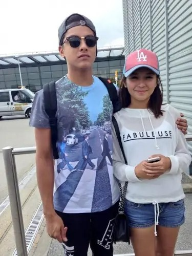 KathNiel in London 2