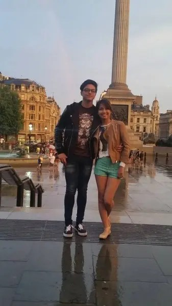 KathNiel in London 3