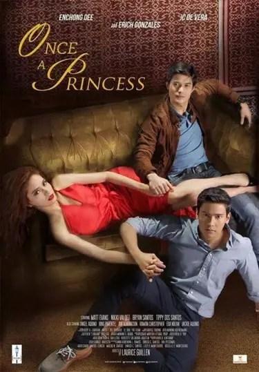 Once A Princess Poster
