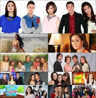ABS-CBN July TV Ratings
