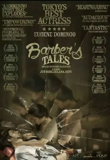 Barbers Tales Movie Poster