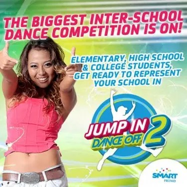 Jump In FB Poster