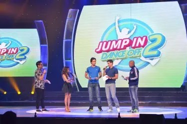 Jump In Hosts with Phil and James