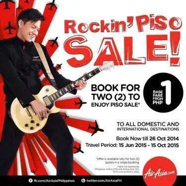 Rockin Piso Sale
