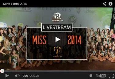 Miss Earth 2014