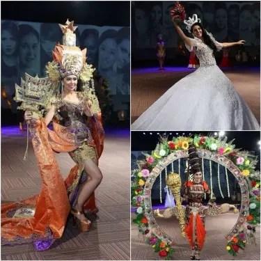 National Costume Winners