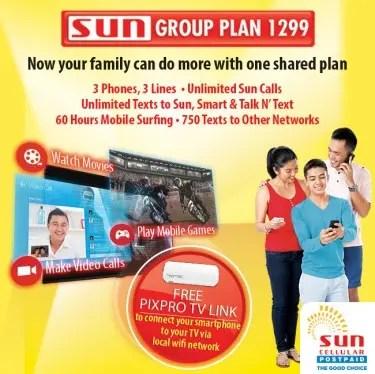 Sun Group Plan 1299