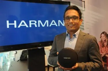Mohit Parasher, Vice President - Asia Pacific, Harman International
