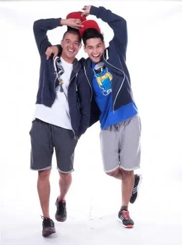 Mr. Pogi Bros JP and Kelvin
