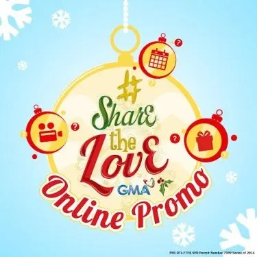 Share the Love Online Promo