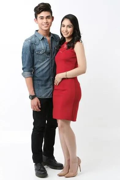 Julia Barretto och Inigo Pascual dating
