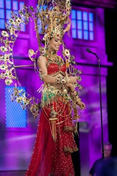MU National Costume India