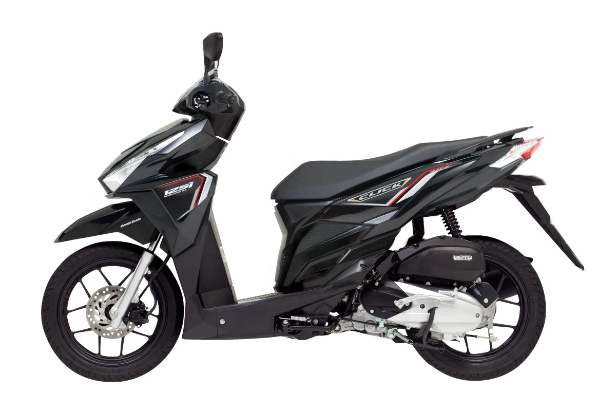 12 Reasons Why the Honda Click 125i is the Scooter of the