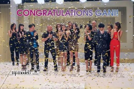 Congrats Gani