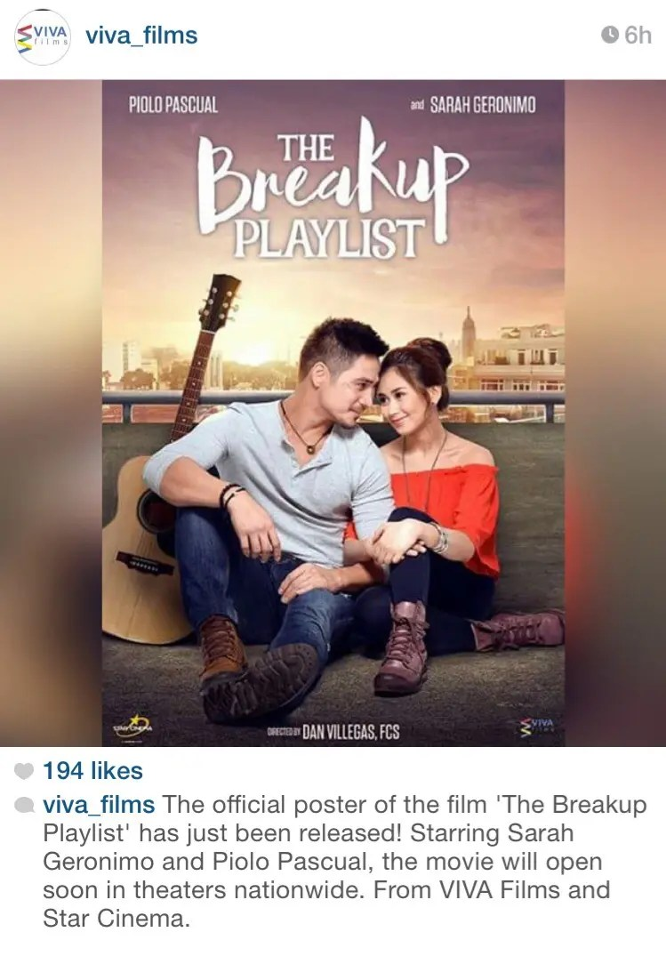 The Break Up Poster