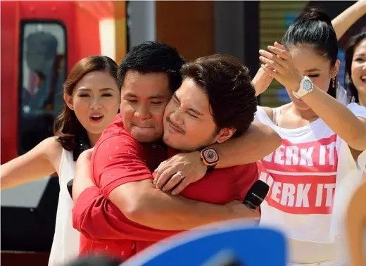 Ogie and Janno