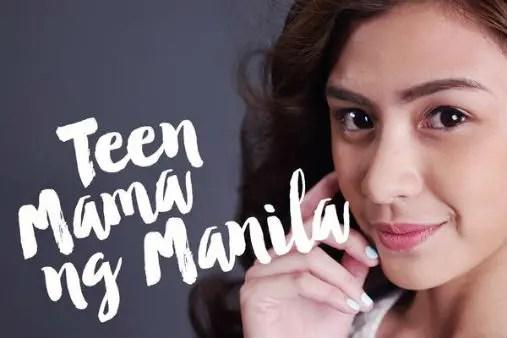 Teen Mama ng Manila
