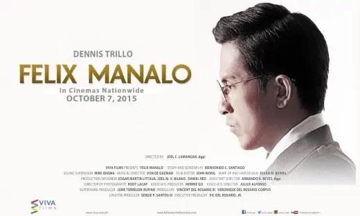 Felix Manalo Movie Poster