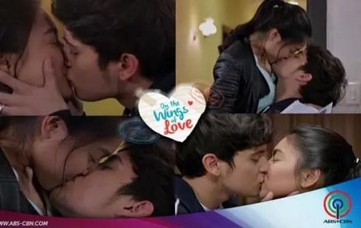 JaDine Kiss
