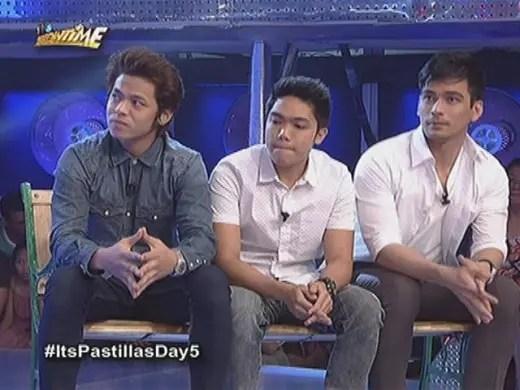 Pastillas Boys