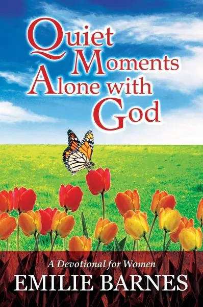 Quiet Moments Along with God Cover Reveal