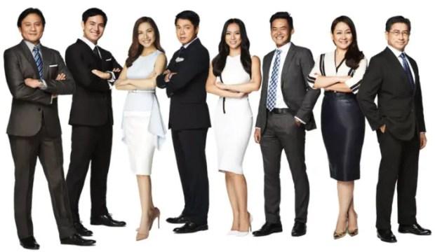 Bloomberg TVPH Hosts