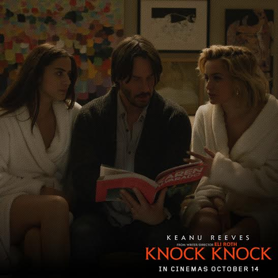 Knock Knock Keanu