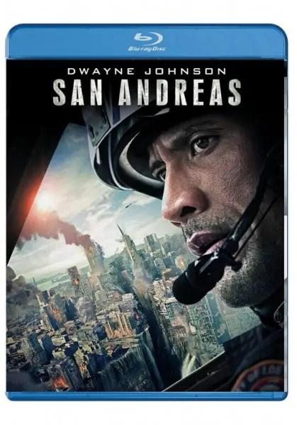 San Andreas BluRay