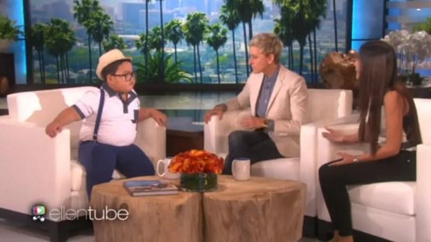 Balang with Ellen